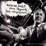 Джордж Буш и безработица