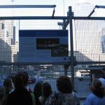 Ground Zero. Мемориал