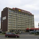 Недорогая гостиница Days Inn