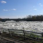 Бурные воды Ниагары