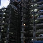 Многоэтажный механизированный паркинг