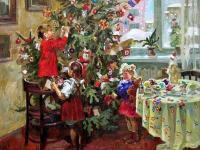 Дед Мороз и Санта-Клаус