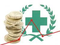 Расходы на здравоохранение - Замбия